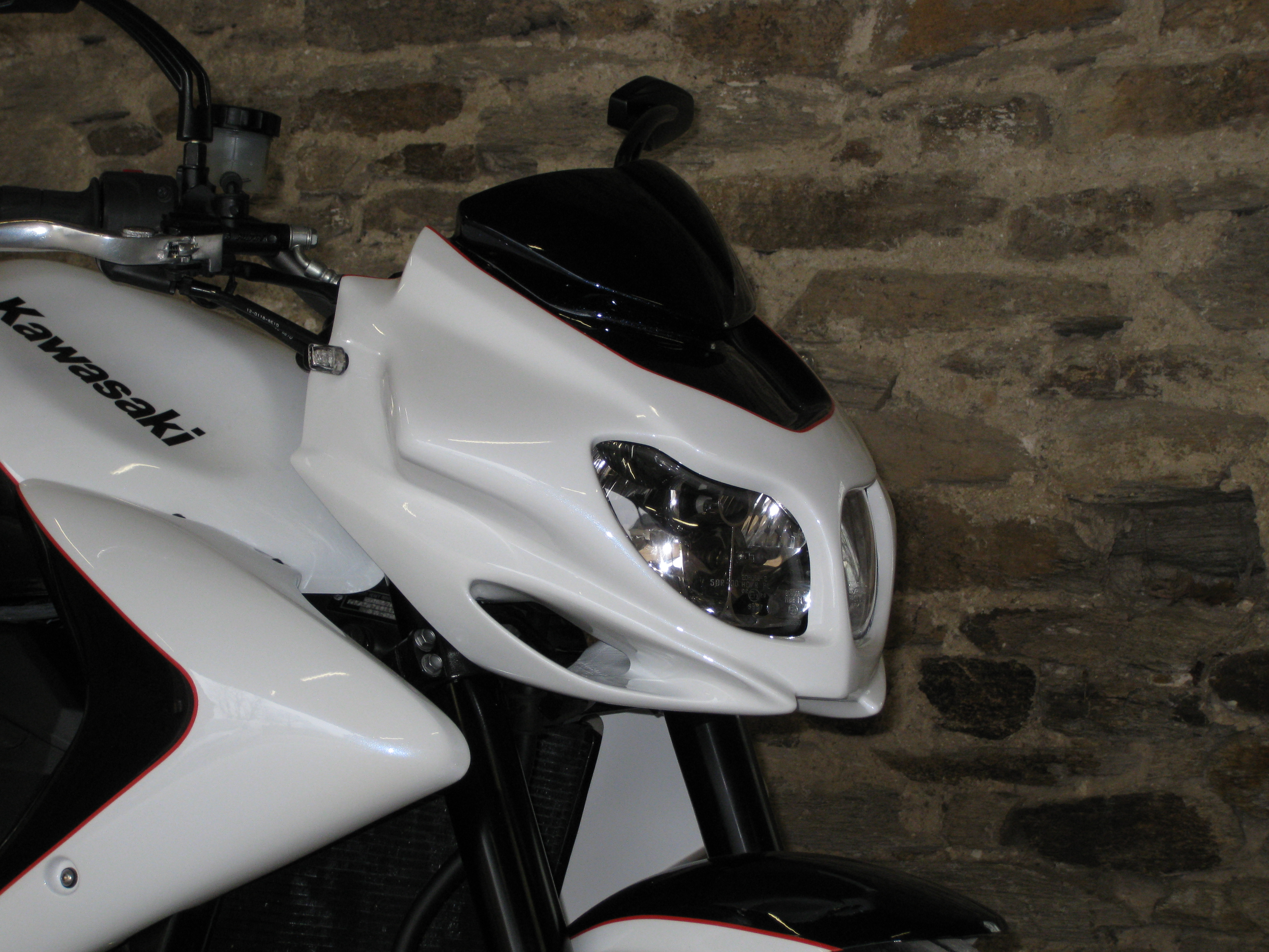 T 234 Te De Fourche Z750 Kz750tf Access Composites